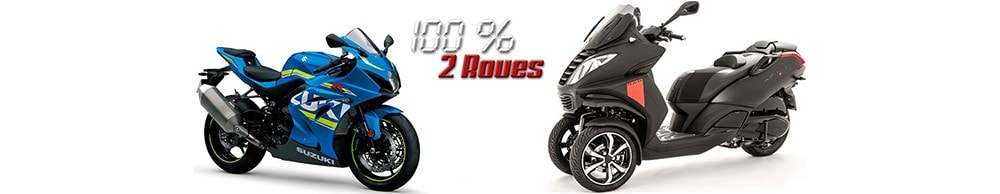 100% 2 ROUES